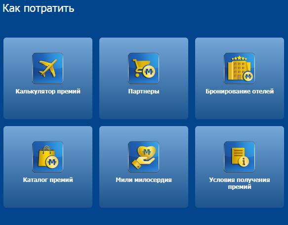 Обзор бонусной программы Аэрофлот Бонус